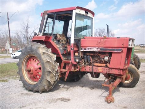 Search For International International Harvester Ih 1586 Salvage Tractor At Bootheel Tractor Parts