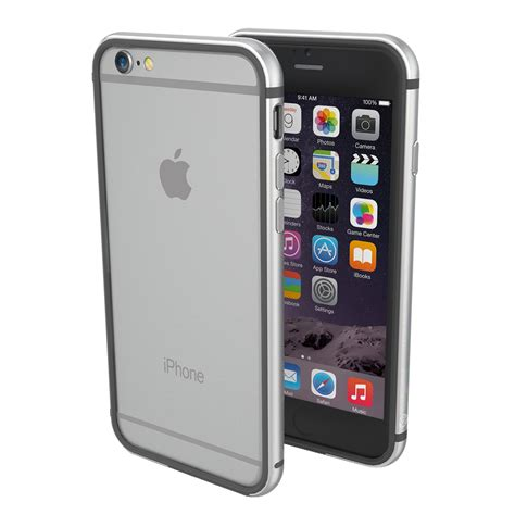 Bumper Iphone 66 Spigen iphone 6 6s bumper in space grey silver gold gold aluminum thanotech inc