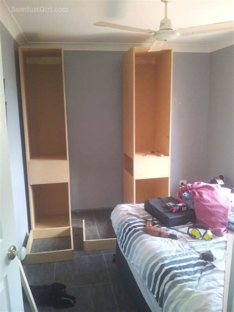 small bedroom storage small bedroom project wardrobe storage and organzation solution sawdust 174
