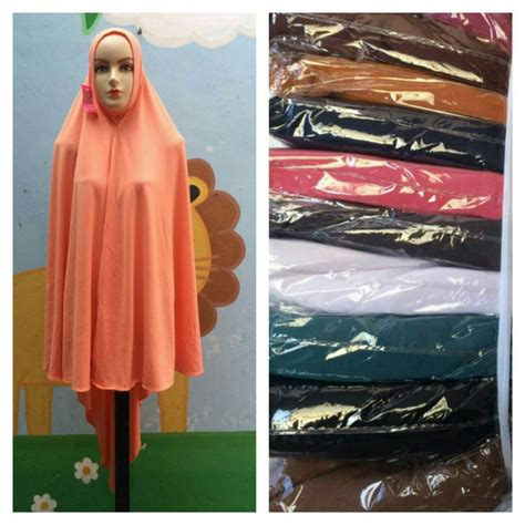 Sentra Grosir Jilbab pusat kulakan jilbab syari polos dewasa terbaru 2017 murah 35ribuan peluang usaha grosir baju