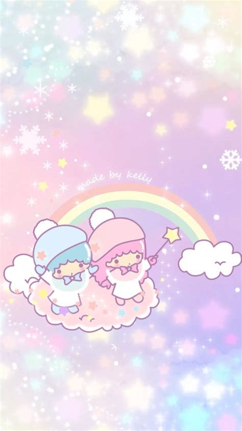 Little Twin Star Wallpaper Iphone 5