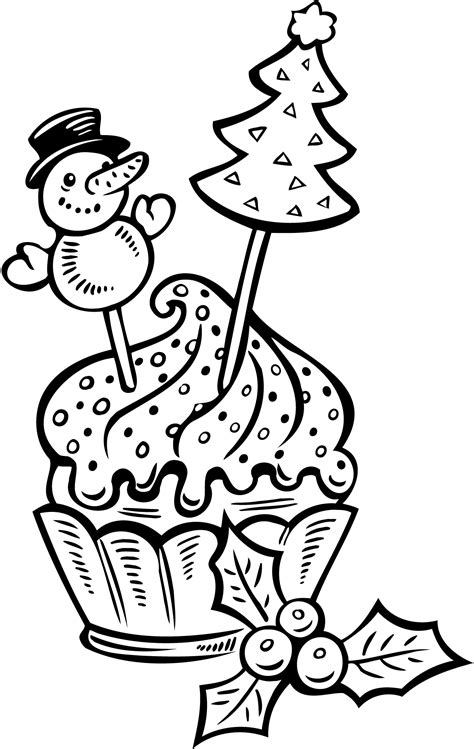 christmas cake coloring pages printable christmas cake cup coloring pages