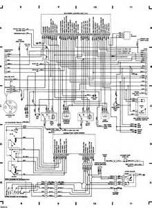 wiring diagrams 1984 1991 jeep cherokee xj