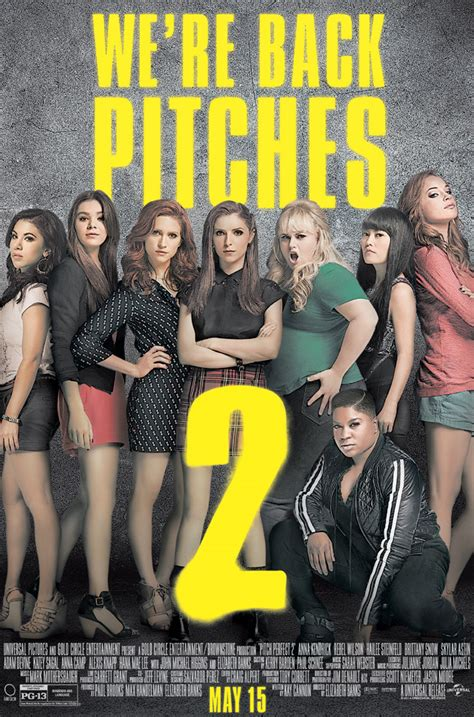 film pitch perfect adalah pitch perfect 2 movie poster www imgkid com the image
