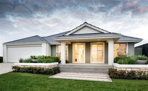 classic elevation with weatherboard cladding stylish