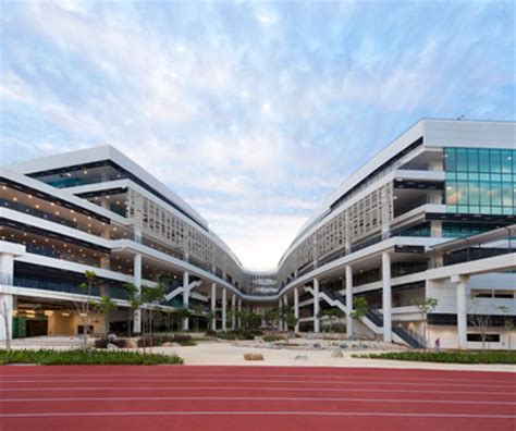 dp architects ite college west by dp architects indesignlive singapore daily connection to architecture