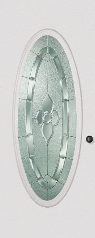 oval leaded etched glass front door pennwest homes