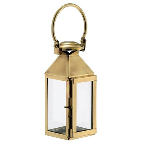 Candle Wall Sconce Set Lacey Regency Brass Glass Candle Lantern 15 3