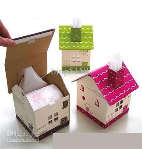 Box Sekat Tisue Hk wholesale color diy tissue box roll paper box fashion style chchc0101 3 05 3 61