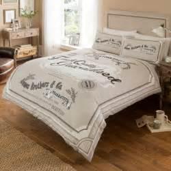 pieridae retro duvet quilt bedding cover and pillowcase