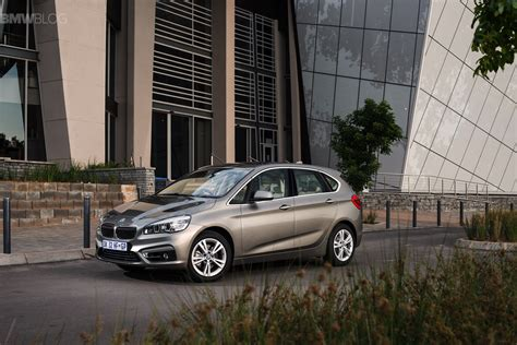 Bmw 2er Jucaro Beige the bmw 2 series active tourer is a success nobody s