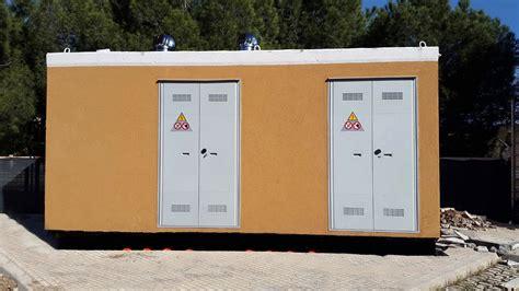 cabina elettrica enel cabine omologate enel in cemento armato vibrato