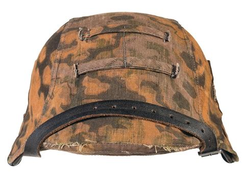 Helm Kyt R10 Sticker Army model 1940 single decal ss stahlhelm with reversible camouflage cover