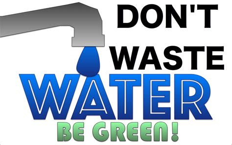 don t don t waste water youtube