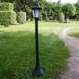 solar powered lawn lights popular outdoor standing l buy cheap outdoor standing