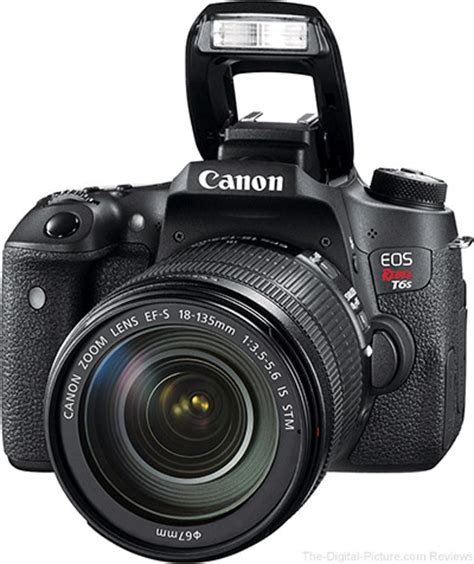 canon eos rebel t6s / 760d review