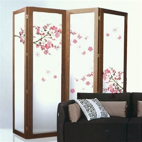 plum home decor plum blossom butterfly wall stickers removable decal home