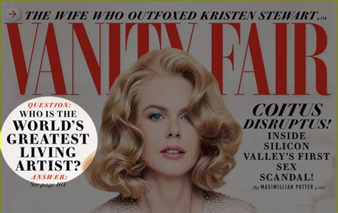 The Six Greatest Living Artists Vanity Fair   vanity fair names the quot six greatest living artists quot