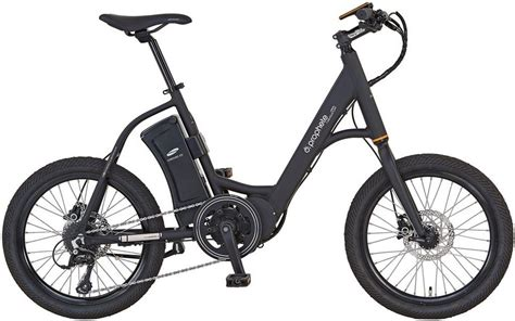 E Bike City by Prophete Damen E Bike City 20 Zoll 8 Shimano Sora