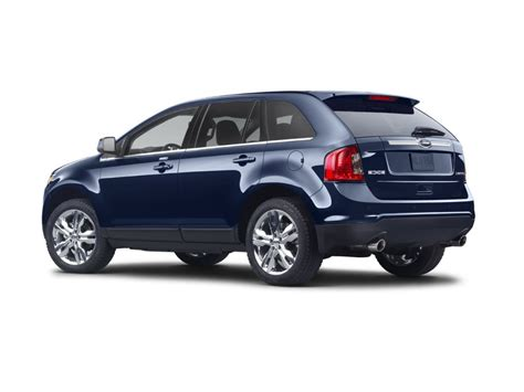 The Edge Hydrogen Suv by Ford Edge Hydrogen 2011