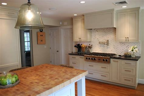 herringbone kitchen backsplash herringbone backsplash cottage kitchen venegas and