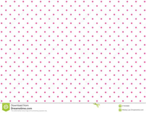 background pattern pink dots simple polka dot background stock illustration