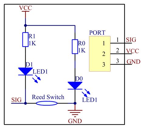 reed switch wiring diagram automatic transfer switch