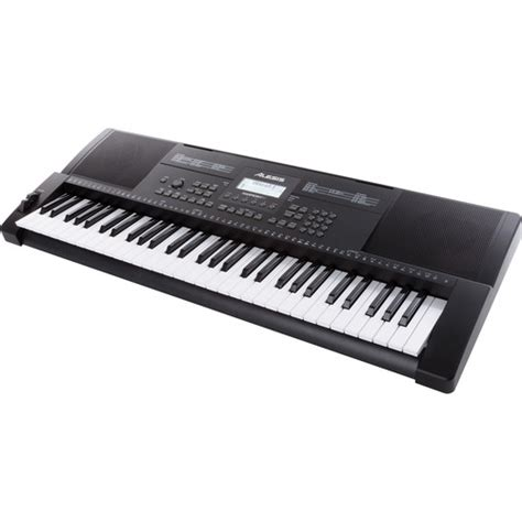 portable keyboards bh photo video manual guide alesis harmony 61 61 key portable keyboard harmony 61 b h