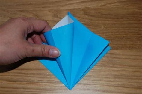 membuat bunga lily dari kertas lipat origami bunga lily dari kertas origami tutorial lain lain