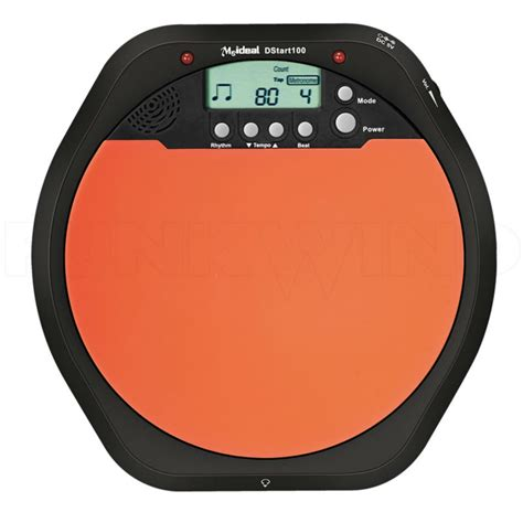 Drum Pad 10 5 Neats by Aliexpress Buy Drum Pad Buil In Metronome Beat Count