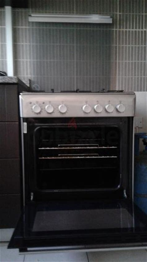 Oven Ariston Gas dubizzle abu dhabi ovens microwaves ariston oven gas stove with electric oven