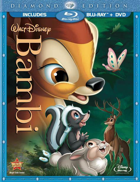 film blu ray bambi blu ray review collider