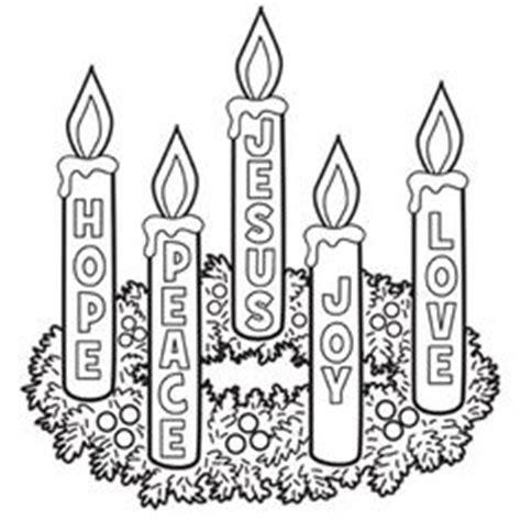 Preschool Advent Wreath Coloring Page | 1000 images about children s liturgy on pinterest