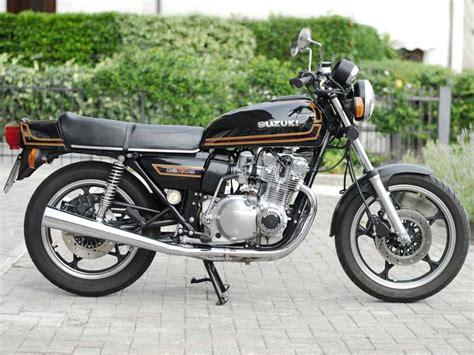1979 Suzuki Gs Suzuki Gs 750 E 750cc 1979