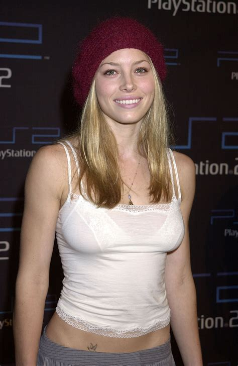 jessica biel the ultimate celebrity tattoo gallery