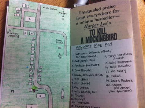 maycomb map quotes