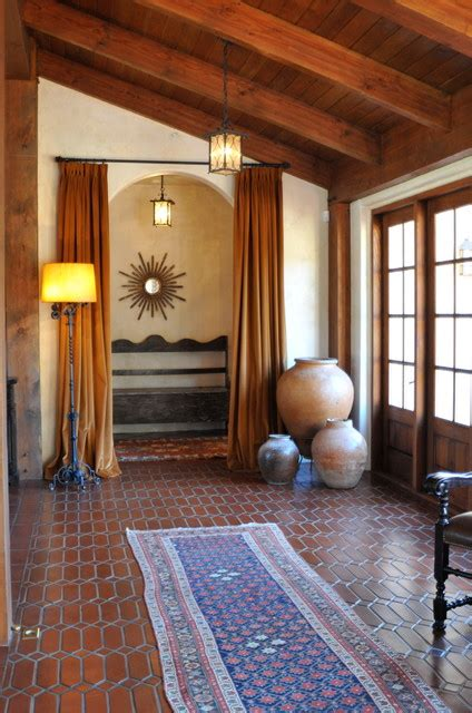 Spanish Style Home Traditional Entry San Francisco
