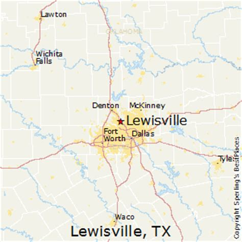 where is lewisville texas on the map best places to live in lewisville texas