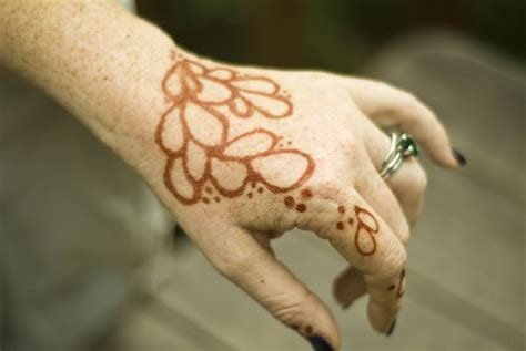 homemade henna tattoo recipe how to do henna tattoos great for powder