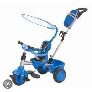 Rental Mainan Tikes Trike 3 In 1 bol tikes 3 in 1 driewieler met luxe accesoires blauw tikes