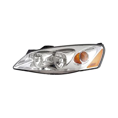 pontiac g6 headlight dorman 174 pontiac g6 2005 replacement headlight