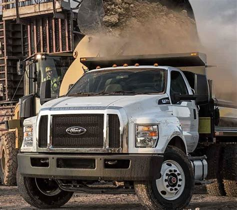 2020 Ford F 650 F 750 by 2019 Ford F 650 F 750 Specs Release Date Review