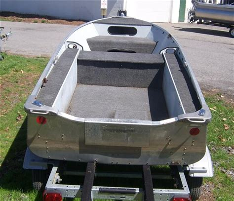 gamefisher boat 1990 used sears gamefisher 12 jon boat for sale 995