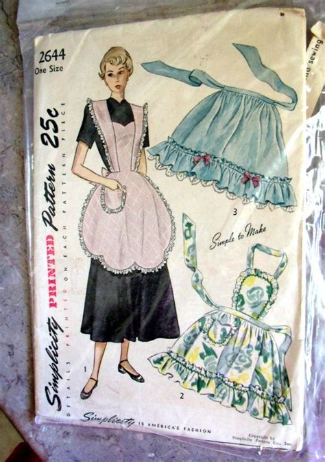 sewing vintage apron 344 best apron schort gm images on pinterest aprons
