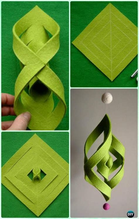 Papercraft Decorations - 25 best craft ideas on crafts craft projects