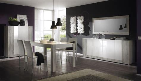 impressionante Mobili Buffet Moderni #1: salle_manger_compl_te_contemporaine_pin_blanc-blanc_laqu_maroussia_6.jpg