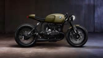 Cafe Racer Bmw German Firm Creates Watering Bmw Cafe Racer