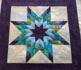 custom lone quilting quilting feathers