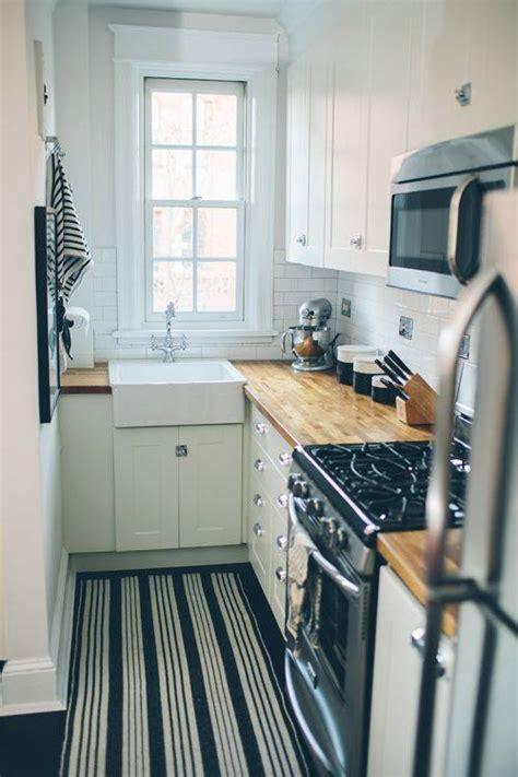 ideas decorar cocinas pequenas  como organizar la casa