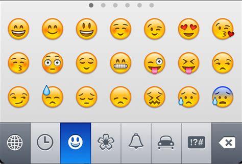 Emoticon Iphone how to enable emoji symbols on your iphone apptactics